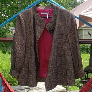 XL high end wool swing jacket